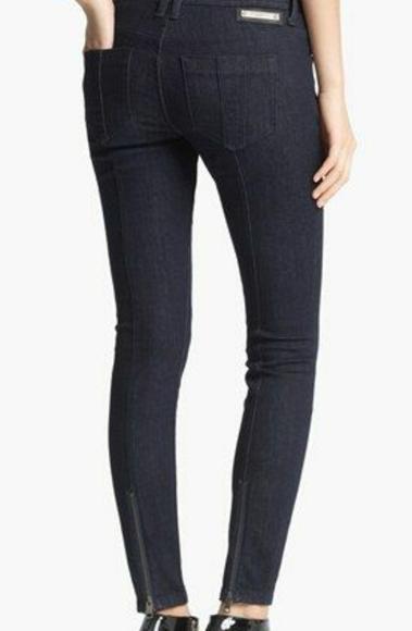 Burberry Brit Bexton Skinny Jeans Sz 25 W